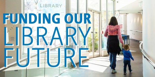 Funding Our Library Future